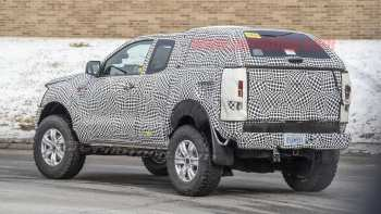 61 A Ford Bronco 2020 Spy Photos Release Date