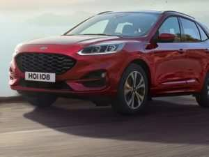 61 A Ford New Kuga 2020 Release Date