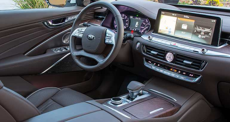 61 A K900 Kia 2019 Spesification
