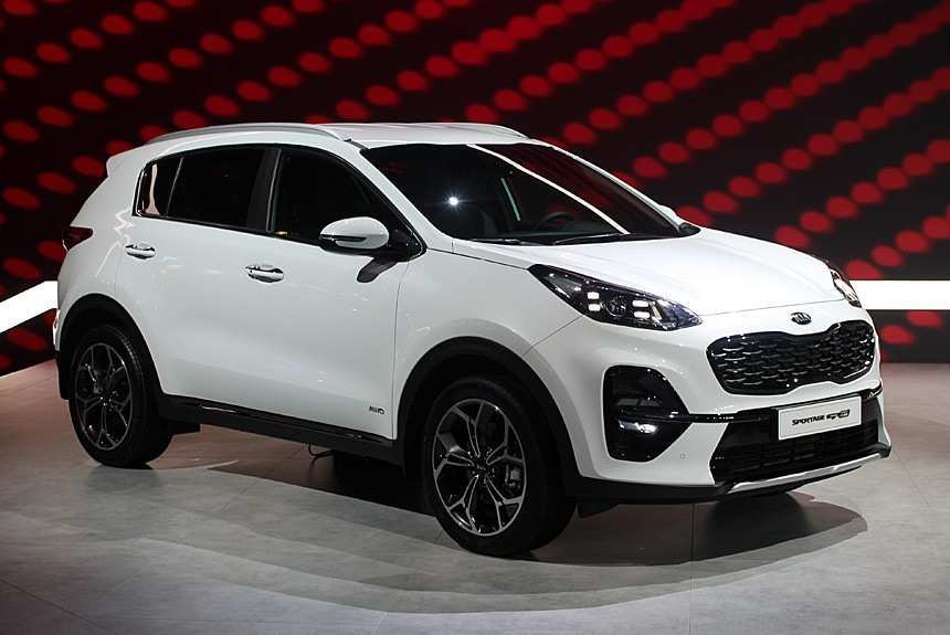 61 A Kia Sportage 2019 Youtube Images