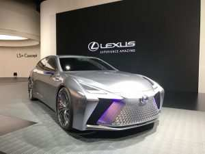 61 A Lexus Ls 2020 Price and Review