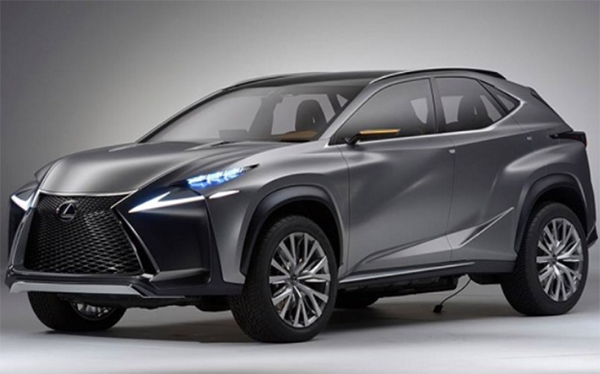 61 A Lexus Nx Hybrid 2020 Research New