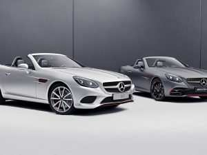 61 A Mercedes Slc 2019 Rumors
