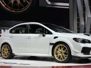 61 A Subaru Wrx Hatchback 2020 Overview