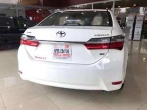 61 A Toyota Gli 2019 New Review