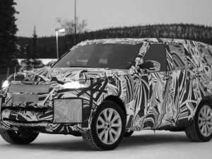 61 A Toyota Prado 2020 Spy Shots Interior