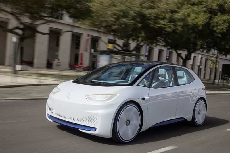 61 A Volkswagen Id 2020 Specs And Review