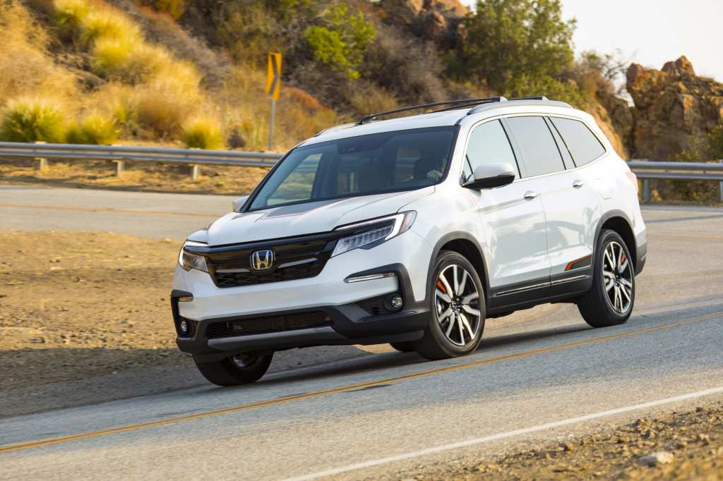 61 A When Does The 2020 Honda Pilot Come Out Specs And Review