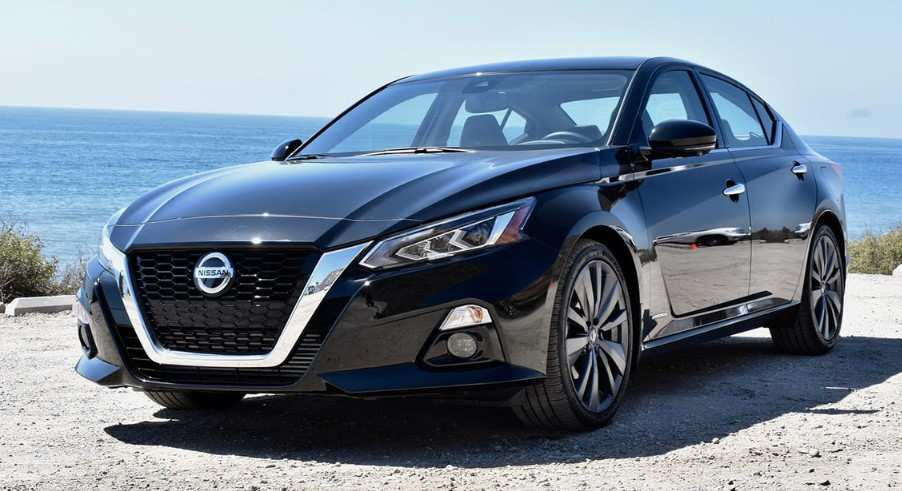 61 A When Does The 2020 Nissan Altima Come Out Exterior