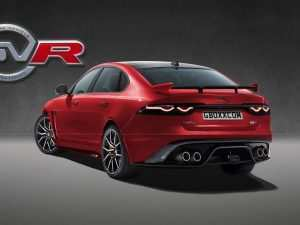 61 All New 2019 Jaguar Xe Svr Photos