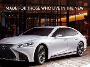 61 All New 2019 Lexus Ls Price Reviews