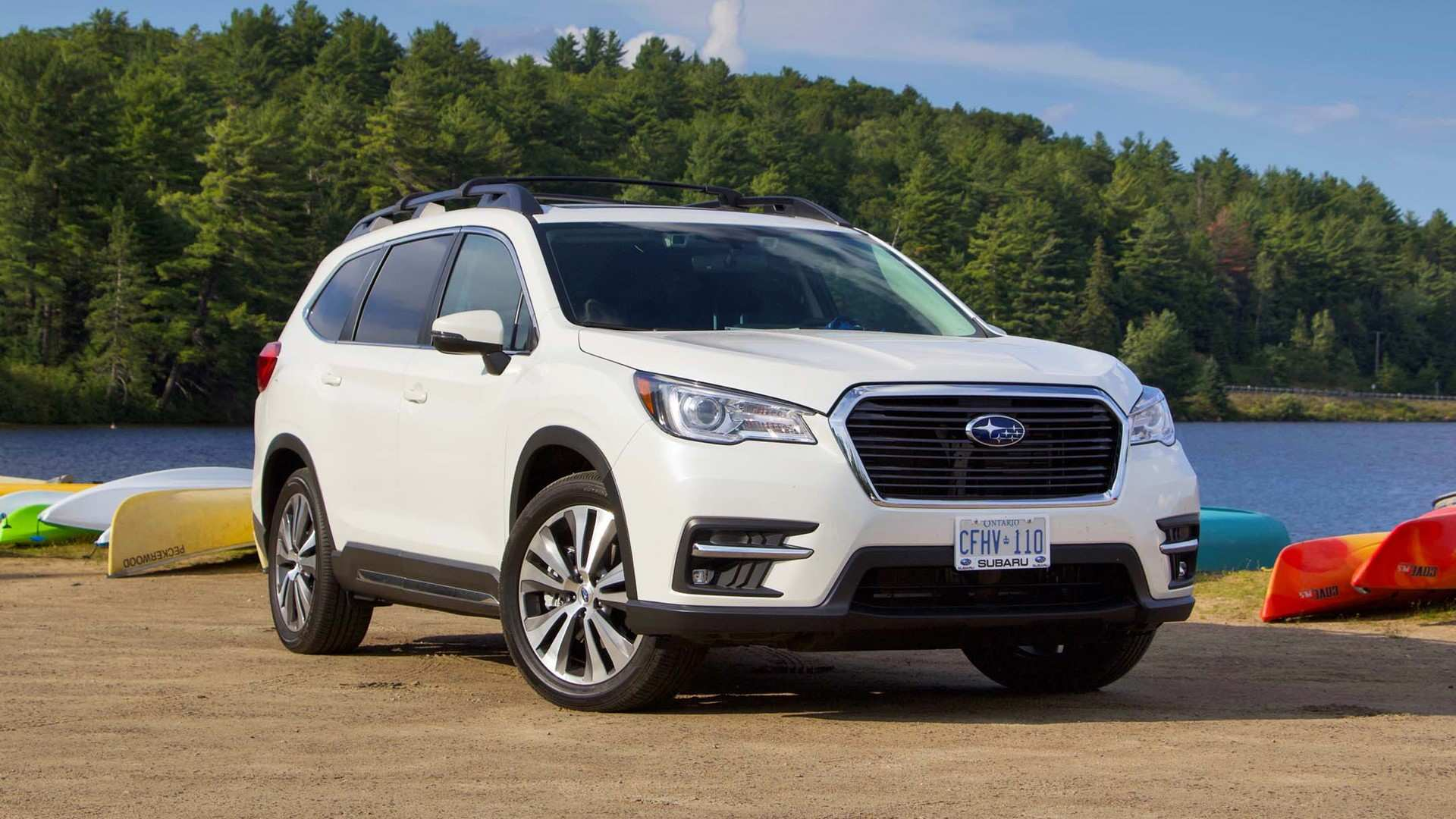 61 All New 2019 Subaru Ascent News Research New