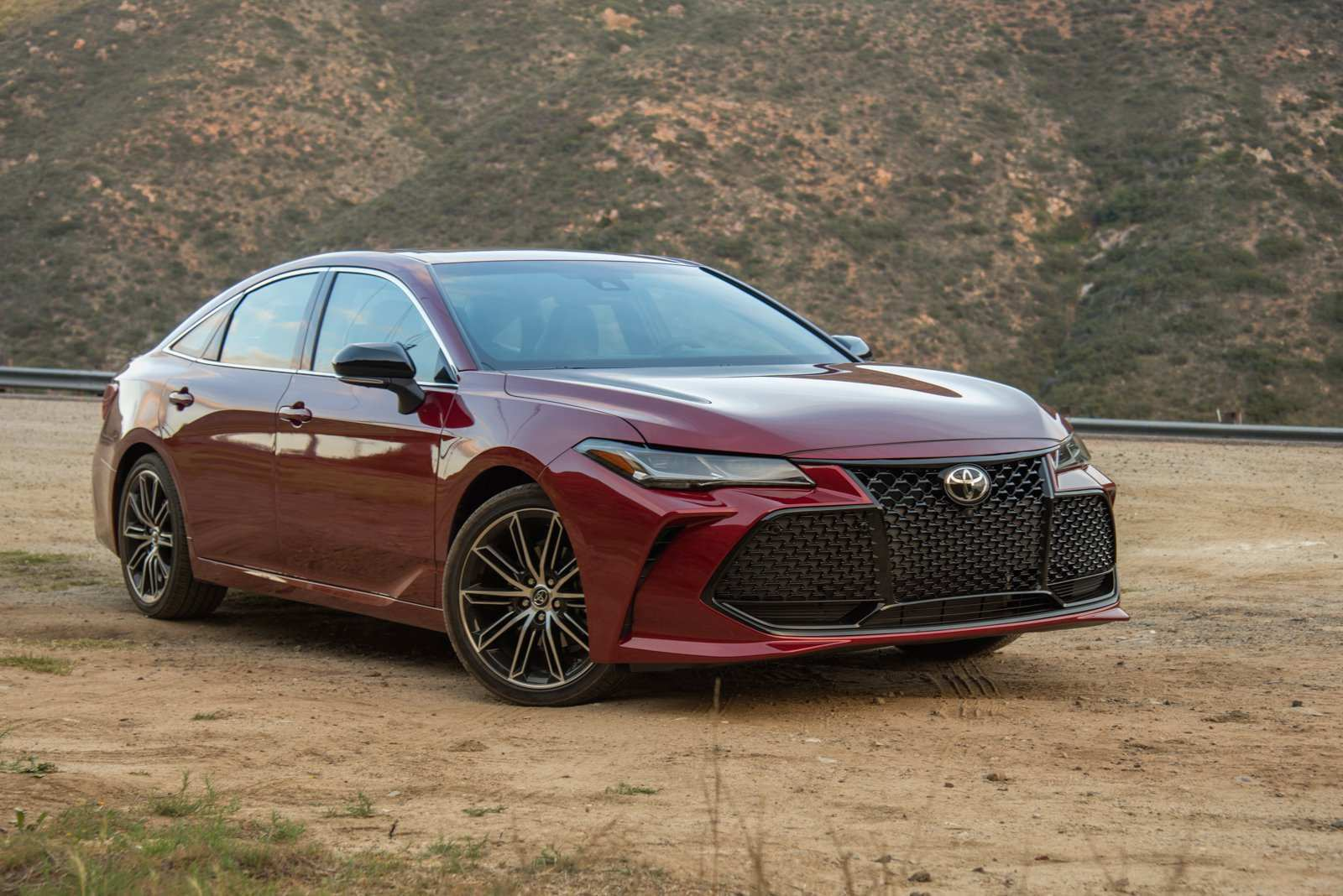 61 All New 2019 Toyota Avalon Review Rumors