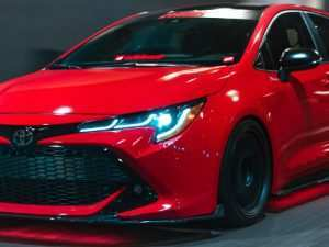 61 All New 2019 Toyota Corolla Hatchback Spy Shoot