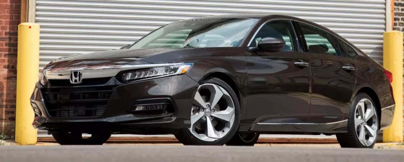 61 All New 2020 Honda Accord Release Date New Concept