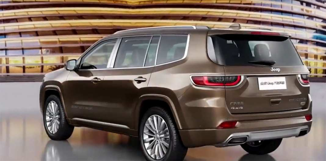 61 All New 2020 Jeep Commander Review
