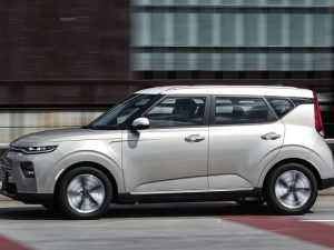 61 All New 2020 Kia Soul Ev Availability Price