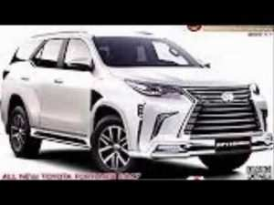 61 All New 2020 Toyota Fortuner Performance and New Engine