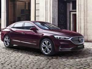 61 All New Buick Lacrosse For 2020 Performance
