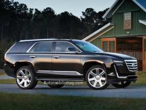 61 All New Cadillac Suv Escalade 2020 Redesign and Review