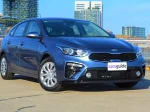 61 All New Kia Cerato Hatch 2019 Concept