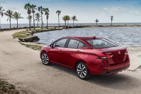 61 All New Nissan Versa 2020 Mexico Review And Release Date