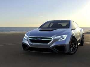 61 All New Subaru Viziv Tourer 2020 Concept and Review