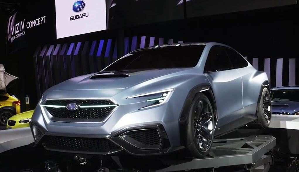 61 All New Subaru Wrx 2020 Model Redesign And Review