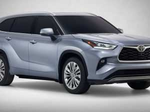 61 All New Toyota Kluger New 2020 Review