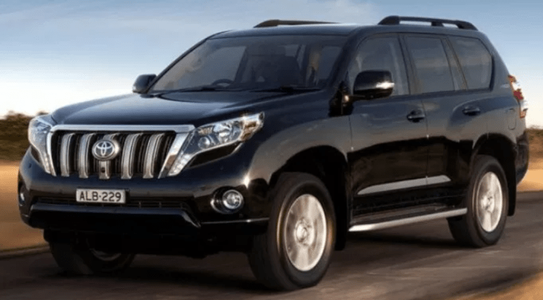 61 All New Toyota Prado 2020 Model Picture
