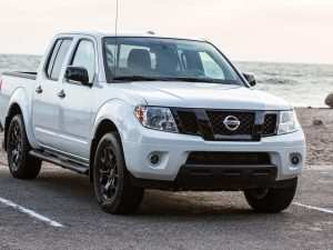 61 All New When Is The 2020 Nissan Frontier Coming Out Engine