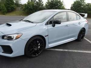 61 All New Wrx Subaru 2019 Specs and Review