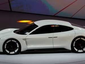 2019 Porsche Electric Car
