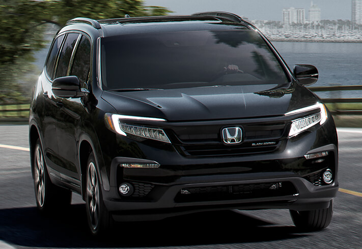 61 Best Honda Pilot 2020 Redesign Images