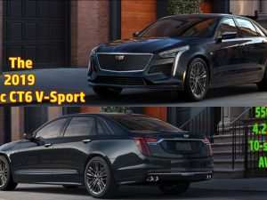 61 New 2019 Cadillac V8 Redesign and Review