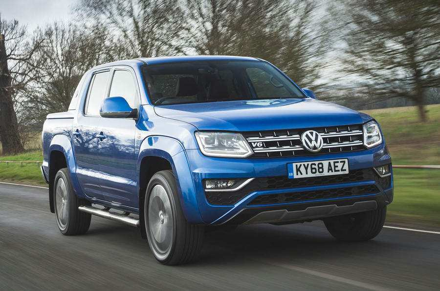 61 New 2019 Volkswagen Pickup Truck Performance And New Engine