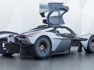 61 New 2020 Aston Martin Valkyrie Redesign and Review