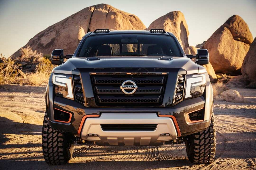 61 New 2020 Nissan Titan Warrior Release Date and Concept