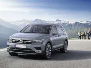 61 New 2020 Volkswagen Tiguan R Line Review and Release date