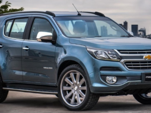 61 New All New Chevrolet Trailblazer 2020 Redesign
