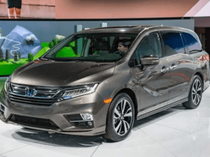 61 New Honda Odyssey 2020 Japan Price Design and Review