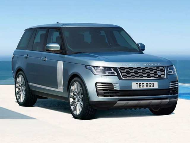 61 New Land Rover Range Rover Vogue 2019 Redesign And Review