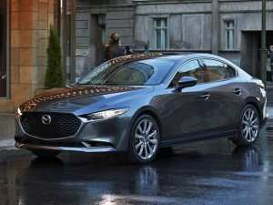 61 New Mazda 3 2020 Sedan Spy Shoot