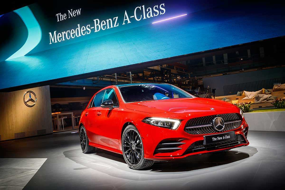 61 New Mercedes 2019 Malaysia Picture