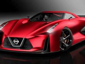 61 New Nissan Concept 2020 New Concept