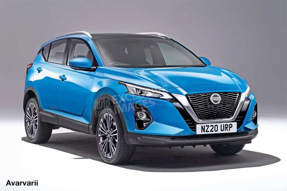 61 New Nissan New Models 2020 Redesign