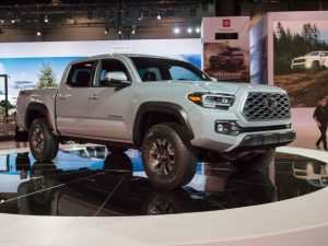 61 New Toyota Tacoma Hybrid 2020 Specs and Review
