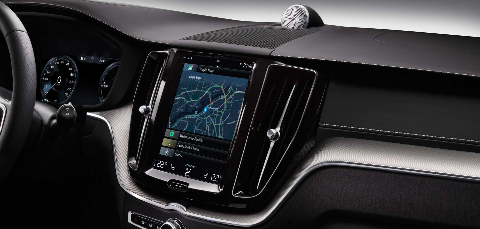61 New Volvo 2020 Android Review And Release Date