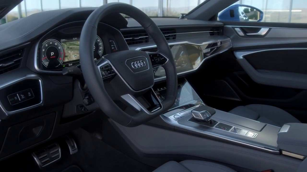 61 The 2019 Audi A7 Interior Review