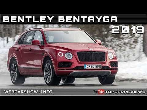 61 The 2019 Bentley Bentayga Release Date Redesign and Review